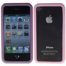 Silicone Bumper Case for Apple iPhone 4