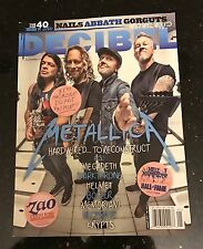 DECIBEL MAGAZINE #147 January 2017 BRAND NEW IN COLTR. SLEEVE