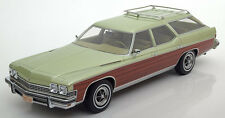 1974 Buick Estate Wagon Light Green Met. by BoS Models LE of 1000 1/18 Scale New