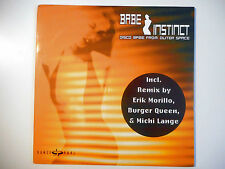 "MAXI 12"" POP 80s  ▒ BABE INSTINCT : DISCO BABE FROM OUTER SPACE"
