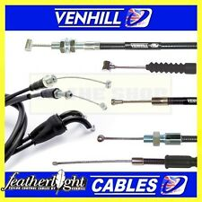 Suit Husqvarna SM510R 2008 Venhill featherlight throttle cables H01-4-030