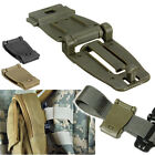 5Pcs Brand New 26 mm Molle Strap EDC Backpack Bag Webbing Connecting Buckle Clip