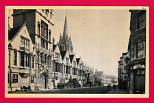 Dated 1957. The High, Oxford, Oxfordshire
