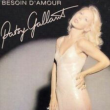 Besoin d'Amour by Patsy Gallant (CD, Nov-2002, Attic) NEW