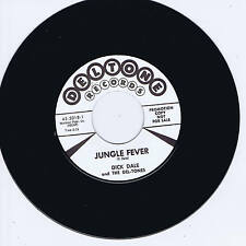 DICK DALE - JUNGLE FEVER / SHAKE-N-STOMP (HOT ROCKABILLY - SURF INSTRUMENTALS)
