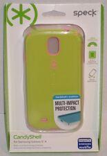 Speck SPK-A2055 CandyShell for Samsung Galaxy S4 - Lemongrass, Sherbet Pink NEW