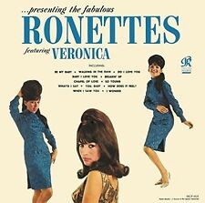 Presenting The Fabulous Ronettes Fea - Ronettes (2015, CD NIEUW)
