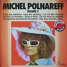 Michel Polnareff - Volume 2 (Impact-Records Vinyl-LP Schallplatte France 1975)