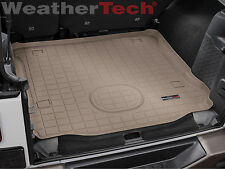 WeatherTech Cargo Liner for Jeep Wrangler Unlimited - 2015-2016 - Tan