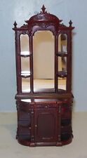 BESPAQ VICTORIA COLLECTORS CASE  MINIATURE DOLL HOUSE FURNITURE