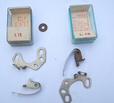 FORD VAUXHALL VELOX AUSTIN ROVER COMMER KARRIER CONTACT POINTS