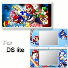 Mario & Sonic at the Olympic SKIN STICKER for DS Lite