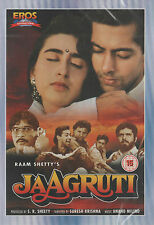 JAAGRUTI - SALMAN KHAN - KARISHMA KAPOOR - NEW BOLLYWOOD DVD - FREE UK POST