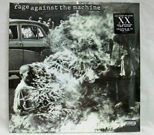 "NEW & Sealed ""Rage Against The Machine"" (Self-Titled) LP 180-Gram Vinyl Record"