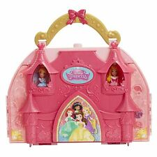 Disney Princess Little Kingdom Cosmetic Castle Vanity Set, NEW