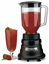 Waring BB150 Commercial Bar Blender 48 Oz poly Container 1 YEAR WARRANTY