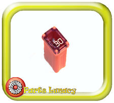 30 Amp Pink MJC Fusible Fuse Link FOR 2015 Ford Ranger PX Mk2