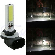 White 881 COB 10W 12 Chips LED Car Fog Signal Light Driving Headlight Bulb 12V