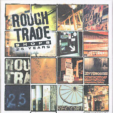 Rough Trade Shops: 25 Years by Various Artists (CD, Mar-2001, Mute) RARE!