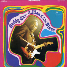 A Man and the Blues by Buddy Guy (CD, Dec-1991, Vanguard)
