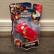 Maisto Marvel Super Hero Squad Iron Man Die Cast Car NEW SEALED