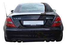 Tappetino Spoiler Posteriore Spoiler Spoiler Labbro autoadesivo per Mercedes SLK r171