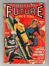 "CAPTAIN FUTURE (Vol. 1#3) Summer 1940 ""Captain Future's Challenge"""