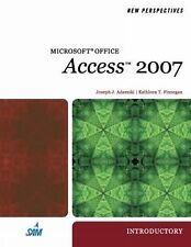 New Perspectives on Microsoft Office Access 2007, Introductory