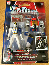 Power rangers SPD OMEGA  power up megazord arrmour ranger - New Sealed