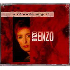 ☆ MAXI CD ENZO ENZO A donde voy ? 3-track jewel case  ☆
