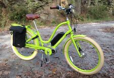 2017 Electra Townie Go 8i ebike with Bosch mid-drive