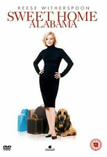 Sweet Home Alabama Reese Witherspoon, Patrick Dempsey, Josh Lucas NEW UK R2 DVD