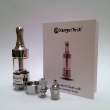 Protank 3 Dual Coil III Tank Kanger Tech Rebuildable Dual Coil Without Box..#