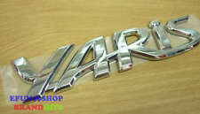 "GENUINE "" YARIS "" EMBLEM DECAL CHROME FOR TOYOTA VITZ 2006-2013"