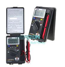 Mini VICTOR VC921 3 3/4 DMM AD/DC Multimeter Pocket Digital Multimeter Frequency