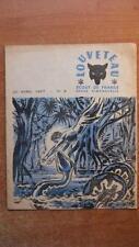 SCOUTISME / REVUE LOUVETEAU N° 8 AVRIL 1957 - SCOUTS DE FRANCE