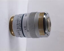 Leica PL FLUOTAR L 63x CORR Long Working Distance Microscope Objective