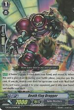 CARDFIGHT VANGUARD CARD: DEATH FLAG DRAGGER - G-FC02/039EN RR RARE