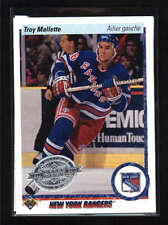 TROY MALLETTE 2010/11 10/11 UPPER DECK 20TH ANNIVERSARY #11 (FRENCH)  AB5816