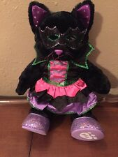 Build A Bear Halloween Cat With A Full Costume SO CUTE!!!