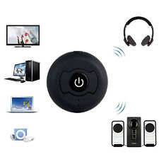 Bluetooth v4.0 Transmitter H-366T Audio TV Headphones Speakers 3.5mm A2DP #O