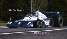 Ronnie Peterson Tyrell P34 Canadian Grand Prix 1977 Photograph 5