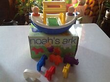 Tupperware Noah's Ark Tuppertoys