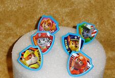 PAW Patrol,Ruff Ruff Rescue,Cupcake Ring,Plastic,DecoPac,Multi-Color,