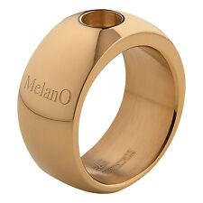 MelanO Magnetic Ring Größe 56 10 mm M 01R003 G goldfarben glänzend