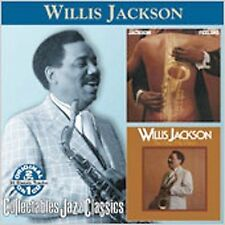Plays with Feeling The Way We Were Willis Jackson Audio CD EXCELLENT CONDITION