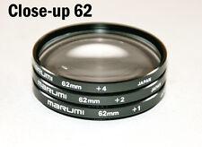 Filtro lente addizionale close-up Marumi 62 mm - Filter