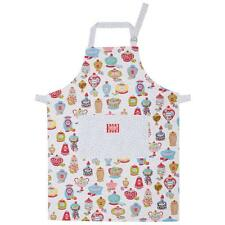 Ulster Weavers UK Sweet Shop Candies Retro Cotton Apron NWT Hope & Greenwood
