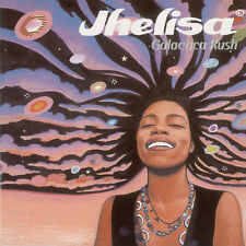 Jhelisa - Galactica Rush - 1999 Dorado Planet Earth NEW