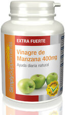 Simply Supplements Vinagre de Manzana 500mg 120 Cápsulas (E520)